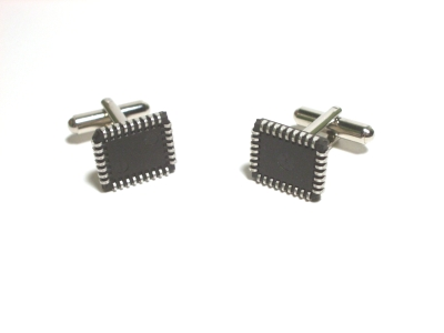 MicroontrollerCufflinks-Rectangular400w